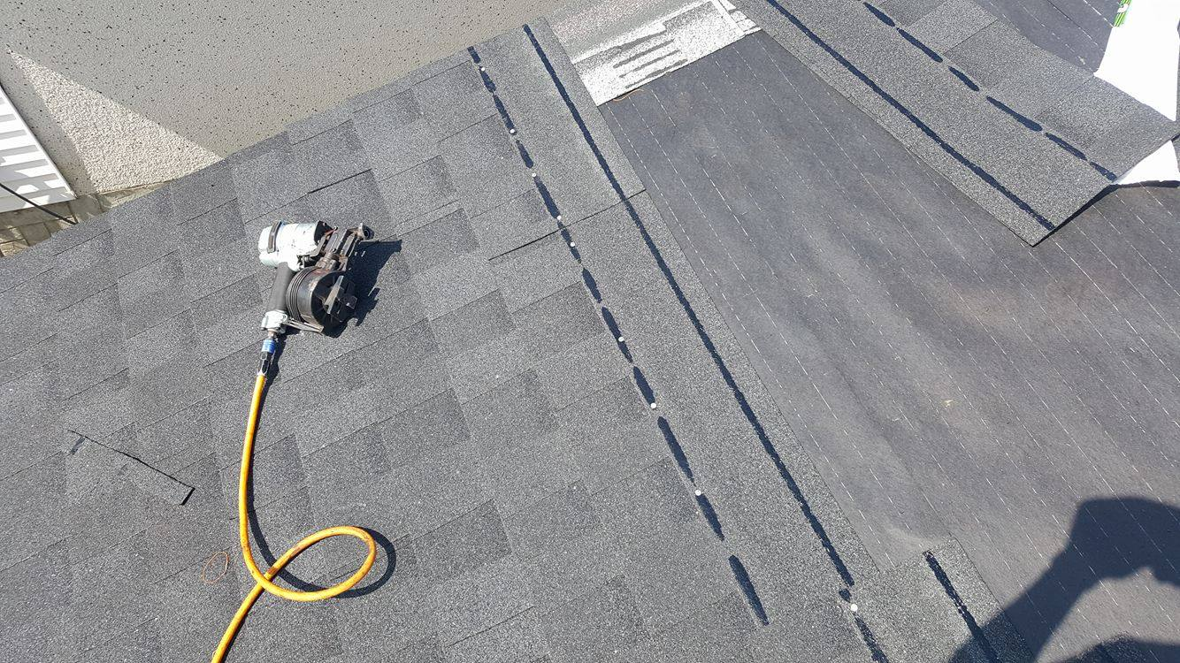 roof installation Edmonton