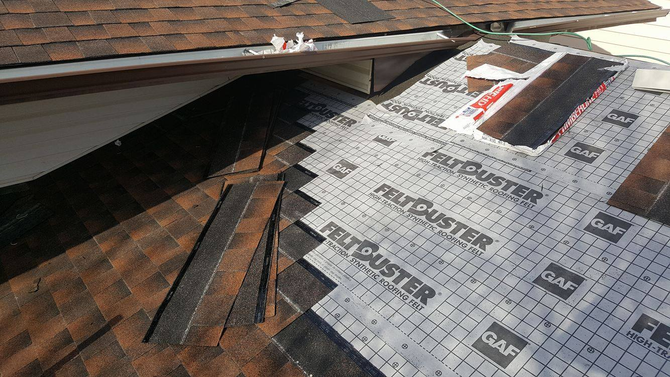 roof installation St Albert