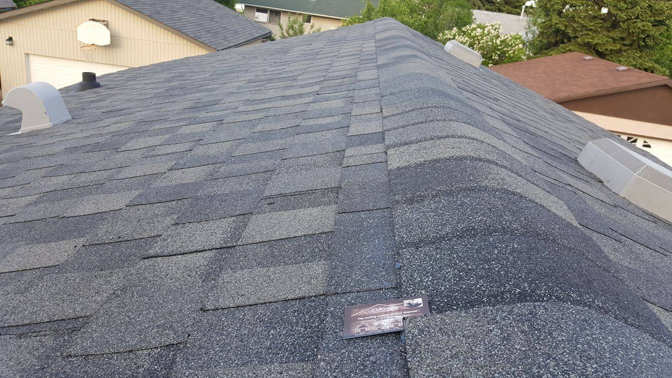 Edmonton roof replacement
