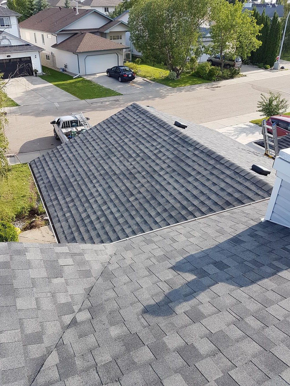 roof replacement Edmonton