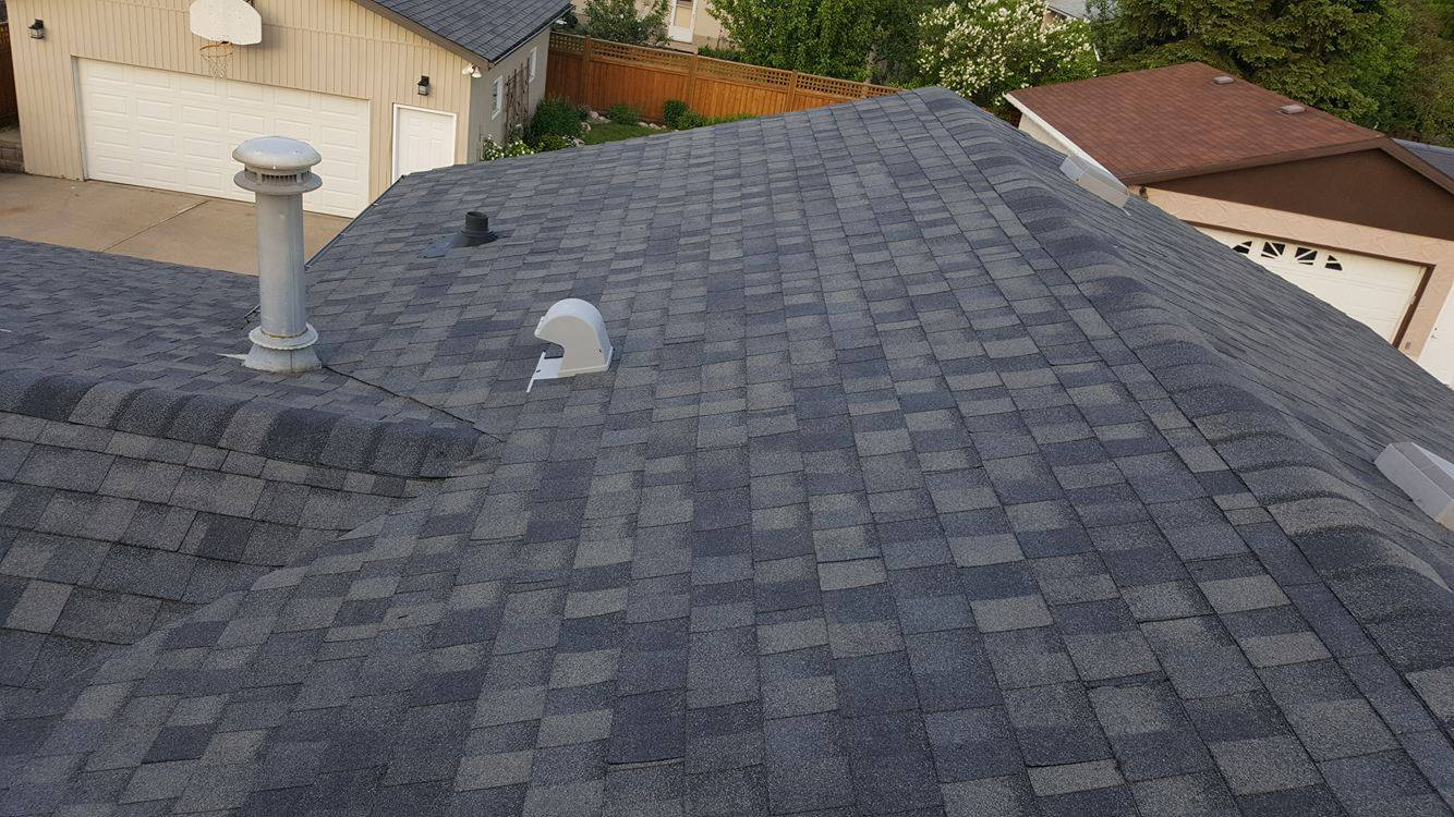 roof replacement in castlebrook edmonton