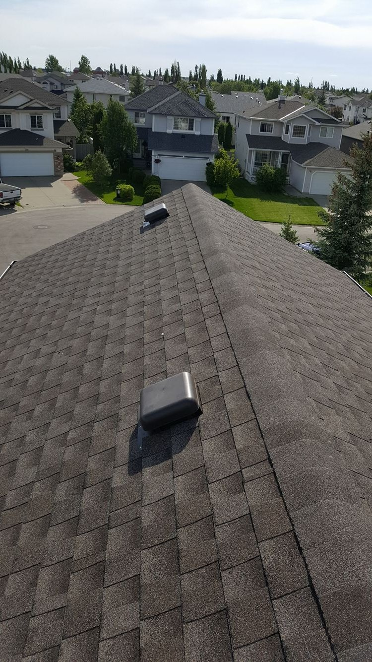 roof replacement in St Albert