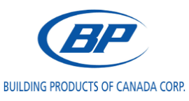 BP Roofing products
