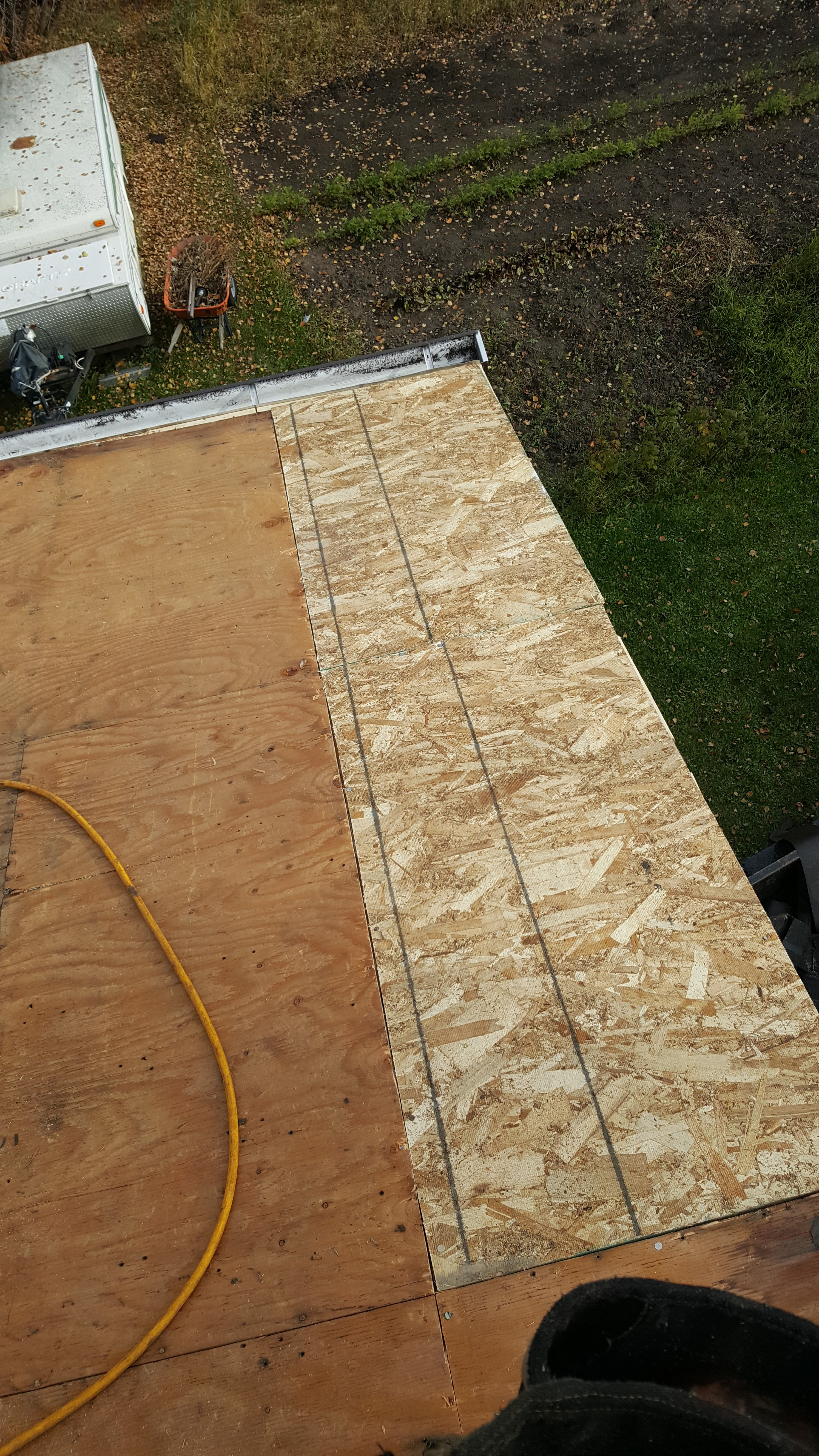 Edmonton roof repair