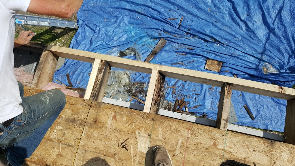 edmonton framing roof repair