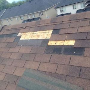 Asphalt Shingles Roof repair